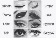 Eye Makeup / Ebautiful, Inspiring eye makeup! #EyeMakeup