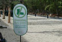 Espacios libres, espacios públicos, espacios verdes