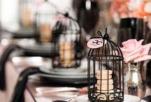 Wedding Table Decor / Inspiring Wedding Table Decor