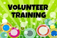 Kidmin Volunteers - recruiting, training & equipping / Articles, podcasts and books about developing volunteers for your ministry.