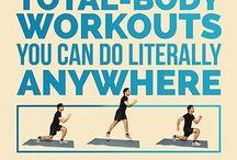 Fitness / by Carol Broussard