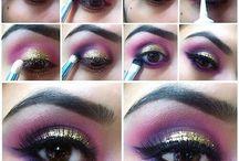 Sminke/make up