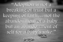 Adopted / Loved / Things I feel about being adopted