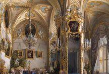 Interior monarch