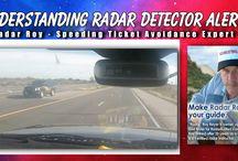 Understanding Radar Detector Alerts