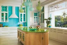 Kitchen/ Dining Room / by Michelle Fedele