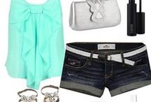 Clothes <3 summa time  / by Morgan Stogsdill
