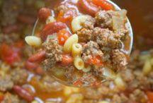 Instant pot chilli macaroni