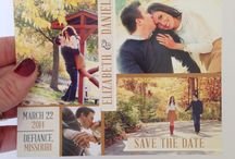 save the date designs / by North Island Photography and Films