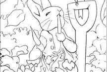 Coloring Pages / Relax and color - don't even keep in the lines.... great pages here.