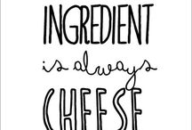 Food Quotes / Our favorite quotes about our passion: FOOD!