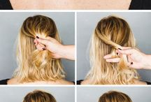 Short Hair Updos Easy