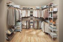 wardrobe /storage ideas