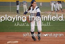 2nd base softball / One of my favourite positions on the diamond⚾️crush⚾️
