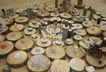 nature crafts / by Linda Slaughter