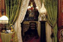 Bohemian Classic interior design