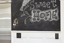 Chalkboards / by Tiffany Adams