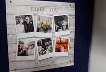 Bride Testimonials/Thank You Cards