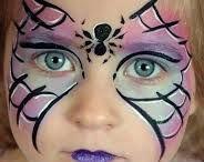 Hallowin maquillaje
