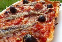 tarte anchois oignons