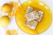 gluten free desserts / by Keith Kathy Seabaugh