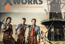 X Works Campagne / S/S 2014 collectie beelden