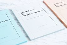 INTO MIND WORKBOOK / Personal Style & The Perfect Wardrobe // A Workbook