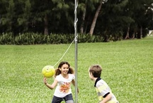 Outdoor play / by ToddKristy McAllister