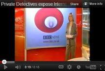 Private Investigator on TV
