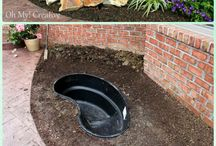 DIY - Garden Water Features