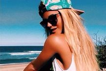 beach's style