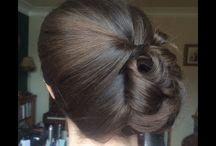 Bridal & prom creative work