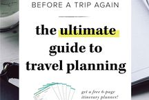 Travel Planning Tips / Travel itinerary, how to budget for travel, Holiday planning, vacation planning, travel journal, how to plan a trip, travel planning trips, travel resources, travel booking resources