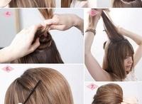 Magic Hair / Cortes, cores,penteados, acessórios...