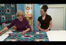 Quilts &Quilt blocks YouTube Video's