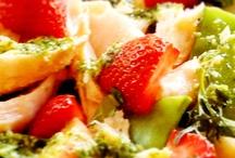 salads / by Tera Salness