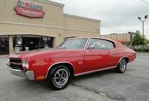 1970 Chevy Chevelle SS396