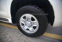 Armoured Toyota Landcruiser GXR 2012 Steel Wheel / MSPV's Toyota Landcruiser GXR 2012 Steel Wheel