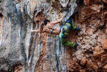 Escalade - Rock Climbing / Mon sport favori : l'escalade !