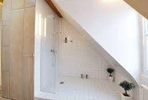 mini salle de bain / by Thérèse