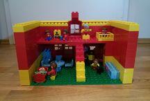 Baubereich- Kindergarten