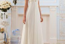 Bröllop - Klänning