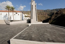 Sacred Museum and Plaza España in Adeje / by Menis Arquitectos