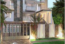 Jasa Arsitek Rumah Jakarta / Desain Rumah