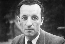 Maurice Merleau-Ponty / blog post http://nicolegalpern.net/post/87108413311/maurice-merleau-ponty