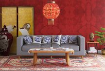 Interior Design : Chinese New Year