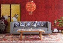 Interior Design : Chinese New Year