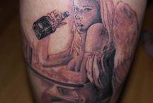All of my tattoo