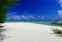 Island and beach / this board can share some island, so you get a vacation destination or just enjoy to see picture of beautiful island