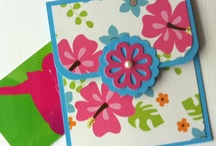 Gift Card Holders / by Sandy H